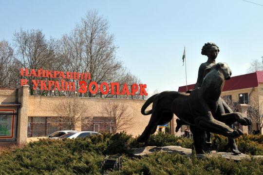 В Николаевском зоопарке у леопардов пополнение